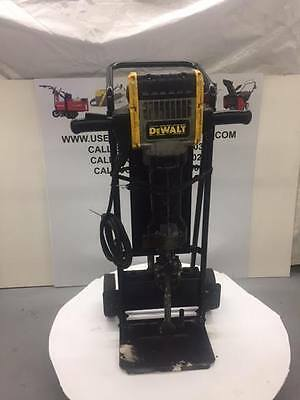 Used Dewalt D25980 Demolition Hammer 60 lb Electric Concrete Breaker Jackhammer