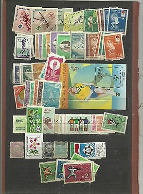 Latin America- Mixed Accumulation Of Various Countries, Mostly Unused