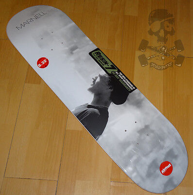 """ALMOST x SEU TRIHN Skateboard Deck - 8.25"""" Lewis Marnell - LIMITED PHOTO SERIES"""