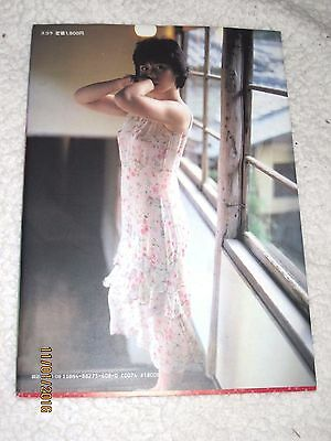 JAPANESE NUDE MODEL BOOK~Tomoko Takabe~1989~softbound,excellent