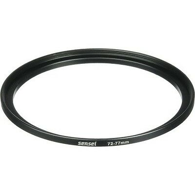 Sensei 72mm Lens to 77mm Filter Step-Up Ring