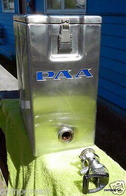 Mapco PAA Pan Am American Airlines Water Tank Heater PAM AM Airways 1966
