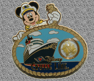 DISNEY Pin LE  750 - Disney Wonder Mooring Rope - DCL Piece of  Disney History