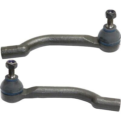 Tie Rod End for 2008-2013 Nissan Rogue (2) Outer Tie Rod Ends Front Outer