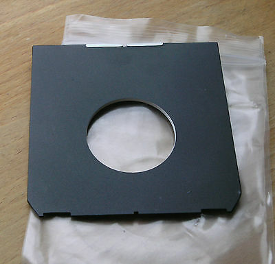 Wista Linhof fit generic Lensboard  compur copal 1  badged shenhao offset hole