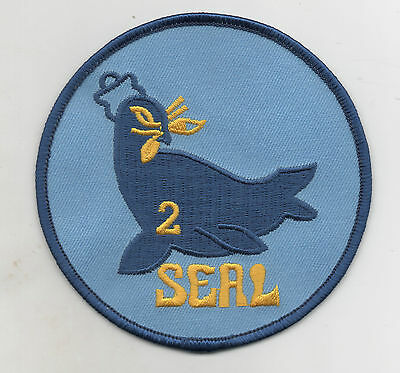US Navy SEAL Team 2 patch