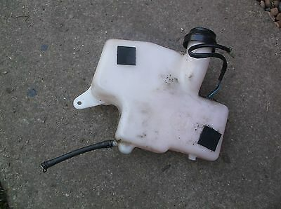 Suzuki AY50 scooter oil tank oil reservoir with oil sensor