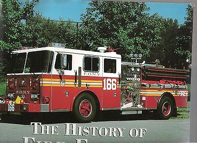 The History Of Fire Engines By John Calderone (Hbdj)
