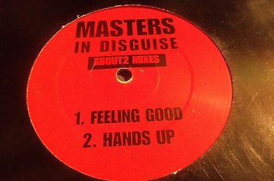 Masters In Disguise ‎– Feeling Good / Hands Up (About 2 Mixes) - About 2 Remix