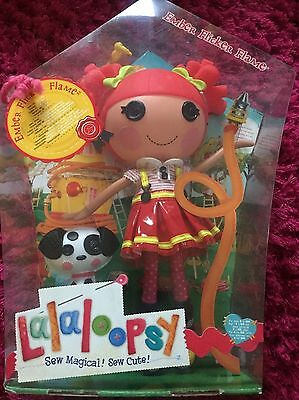 Lalaloopsy 33cm Core Doll with Pet - Ember Flicker Flame