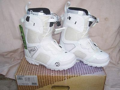 NEW Northwave Dahlia-SL Snowboard Boots, EU40, US8.5, White / CLEARANCE SALE!