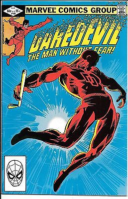Daredevil The Man Without Fear #185