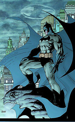 Batman 608 / Jim Lee - Poster Cover Unopened / SEALED / New Hush 24x36