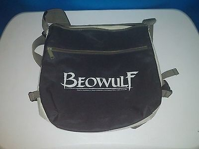 BeoWulf Jolie Glover Zemeckis Messanger style promotional Bag Exc condtion .