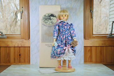 Nib Robert Raikes Morning Meadow Collection Claire Doll