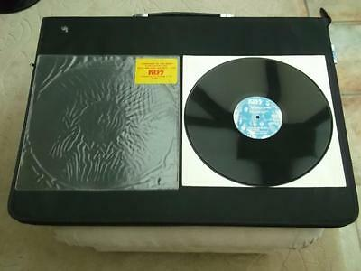 """Kiss Creatures Of The Night Etched / Double Groove 12"""" Vinyl Record Single"""