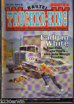TRUCKER - KING Band 65 / (1986-1996 Bastei) / LADY IN WHITE