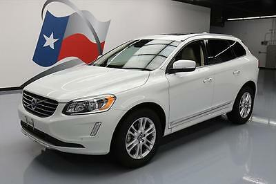 2014 Volvo XC60 3.2 Sport Utility 4-Door 2014 VOLVO XC60 3.2 PREMIER PLUS PANO ROOF REAR CAM 42k #519180 Texas Direct