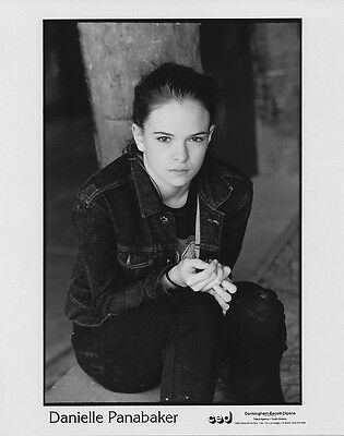 DANIELLE PANABAKER AGENCY HEADSHOT w/RESUME #5 THE FLASH FRIDAY THE 13TH