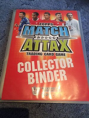 Match Attax 2007 2008 - Complete Set Including 60 MOM + 5 Limited Edition