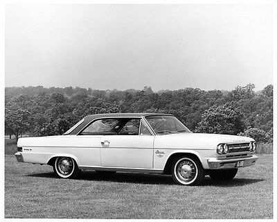 1965 AMC Rambler Classic 770 ORIGINAL Factory Photo oad7808