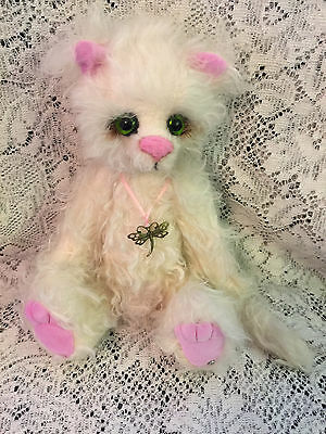 Tiffany Kaycee Bears Cat 2013 Spring Limited Mohair By Kelsey Cunningham
