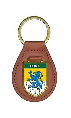 Ford Family Crest Coat of Arms 1 Total Key Chains