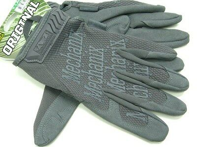 MECHANIX WEAR Size X-Large Wolf Gray THE ORIGINAL Tactical Work Gloves MG-88-011
