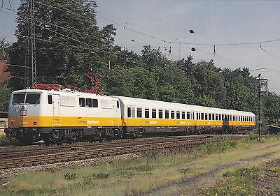 *GERMANY          DB   Lufthansa Airport Express train set in 1990