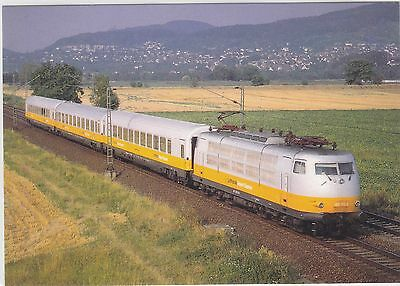*GERMANY          DB   Lufthansa Airport Express train set in 1991