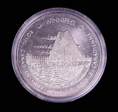 2005 Winnipeg Ottawa Royal Canadian Mint Token Medal in Plastic Holder