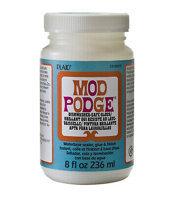 Mod Podge DishwasherSafe Gloss 236ml