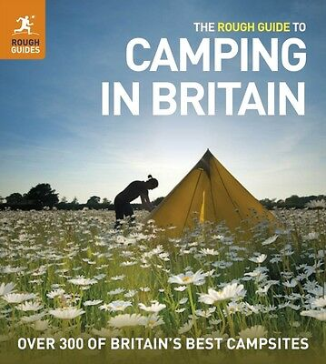 The Rough Guide to Camping in Britain 2 (Paperback), 9781405391627