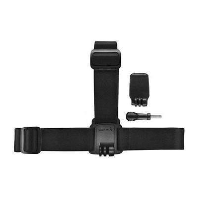 Garmin Head Strap Mount with Ready Clip for Virb X XE Action Camera 010-12256-05