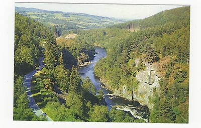 Scotland, The River Beauly, Inverness-shire Old Postcard, A499