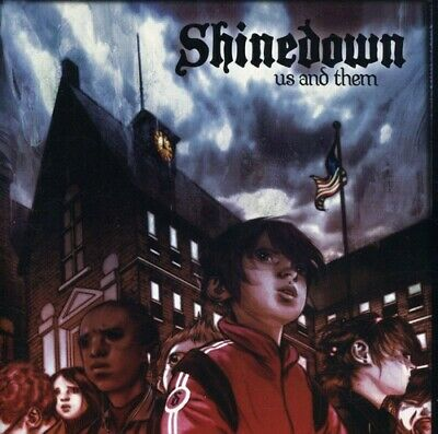 Shinedown - Us and Them [New CD]