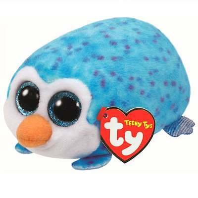 Teeny Ty - Gus Beanie Babies Penguin Soft Toy TY42159 New with tags