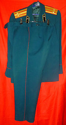 Russian Soviet Army Artillery Colonel Parade Uniform Jacket + Trousers Size 52 M