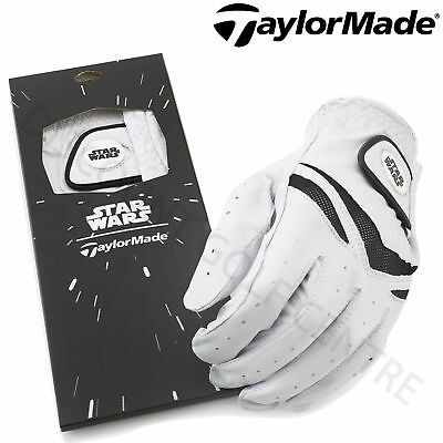 TaylorMade 2017 Star Wars Cabretta Leather Performance Mens Golf Glove