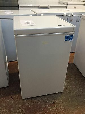 *Beko CF374W White Chest Freezer #96993