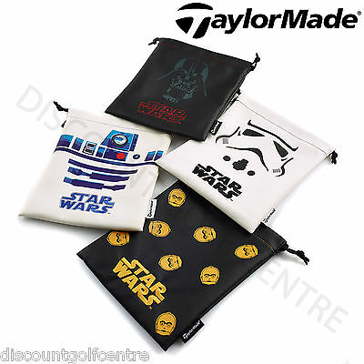 TaylorMade Star Wars Golf Valuables Bag/Pouch