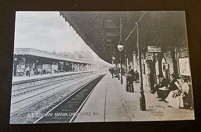 Unposted PPC Of G.E.Railway Station Chelmsford