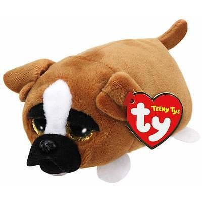 Teeny Ty - Diggs Beanie Babies Dog Soft Toy TY42134 New with tags