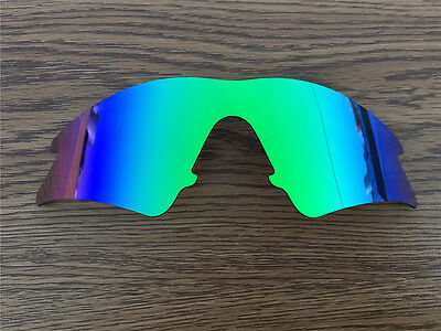 New Emerald Green Polarized Replacement lenses for-Oakley M Frame Sweep