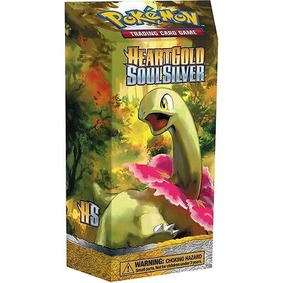POKEMON HEARTGOLD & SOULSILVER * Growth Clash Theme Deck