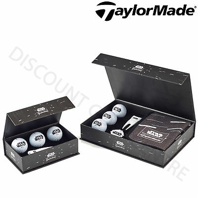 TaylorMade Starwars Presentation Gift Box Large and Small Available.