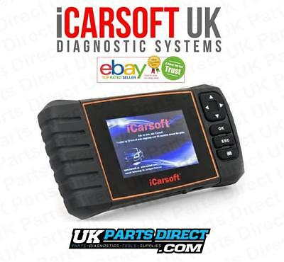 NEW BMW Multi-System Diagnostic Scan Tool Reset Fault Code Reader- iCarsoft BMII