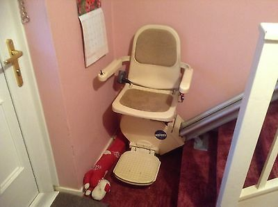 BROOKS STAIR LIFT,  Used, but Good Condition, Collection Only