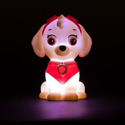 Official Paw Patrol Skye Illumi Mate Colour Changing Led Light Kids Night Light