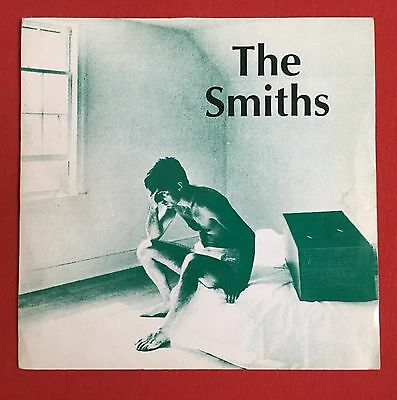 "The Smiths -William It Was Really Nothing- UK 1st Press 7"" + Pic Sleeve (vinyl)"